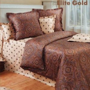 alt = Комплект постельного белья Elite Gold