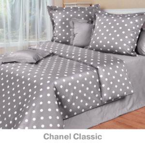 alt = Комплект постельного белья Chanel Classic