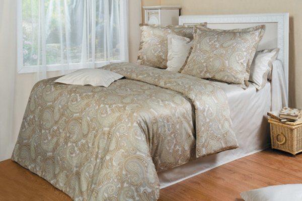 alt = Комплект постельного белья Emporio Beige