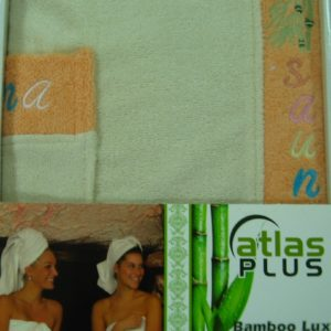 alt = Сауна женская Atlas Бамбук