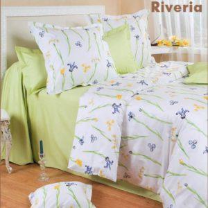 alt = Комплект постельного белья Riveria