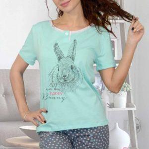"alt = Пижама ""Bunny"" short"